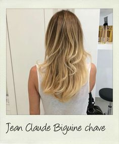 brushing blondhair blond hair hairstyle blondpolaire coloriste expert - Coloriste Marseille