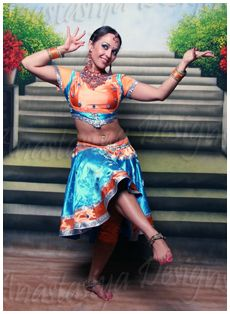 Made for the Blue Lotus Dance company - available Bollywood Costume, Bollywood Outfits, Blue Lotus, Dance Company, Rave, Costumes, Dns, Inspiration, Fashion
