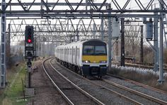 the railway infrastructure, such as the signalling system and rails need to be in good condition in order to maintain a good service for the train. National Rail, Rail Train, Trains, Diesel, Electric, Articles, The Unit, Blog, Diesel Fuel