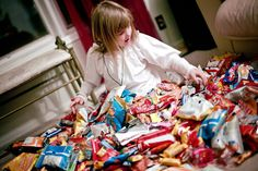 It Works For Bobbi!: 10 Things to Do With Leftover Halloween Candy!