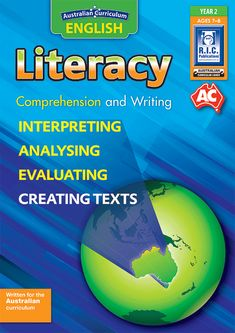 Australian Curriculum English. Literacy, comprehension and writing. Year 2. ACARA linked. Complete teaching resource.