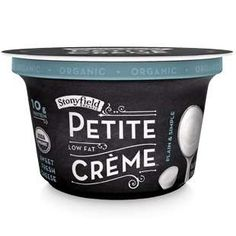 Cheese Culture Yogurts - Stonyfield's High Protein Yogurt is Made Like French Fromage Blanc (TrendHunter.com)