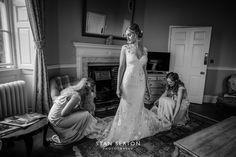 Bridal pre at Middleton Lodge