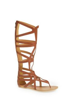 Heart Soul 'Cleopatra' Gladiator Sandal available at #Nordstrom