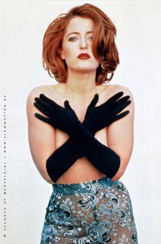 Gillian Anderson ✰ Джиллиан Андерсон