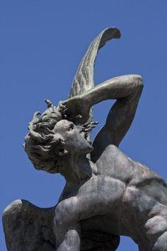 fallen angels sculptures - Google Search