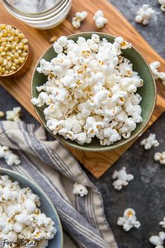 The Ultimate Truffle Popcorn - Fox and Briar