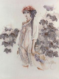 Sara Hold ~ Fashion festő | Tutt'Art @ | Pittura * Scultura * Poesia * Musica |
