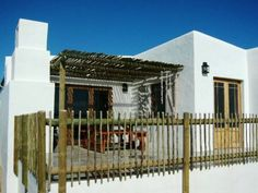 Sugar Shack Paternoster - Front view