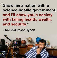 I love Neil. Telling it like it is!