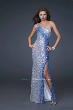 La Femme Prom 16800  Can I just have this? Wish I had places to go :(