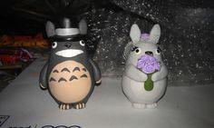 These were my wedding cake toppers! <3
