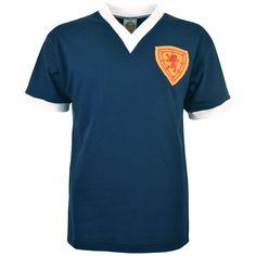 31ff0bd18 Scotland 1950-1960 Retro Football Shirt