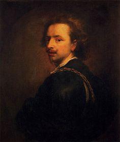 Anthony van Dyck - Self-Portrait - WGA07406 - Anthony van Dyck - Wikimedia Commons