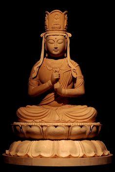 大日如来像 | 仏像販売・仏像彫刻の専門店の仏像彫刻原田