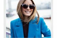 Olivia's Lookbook: Blue Notes