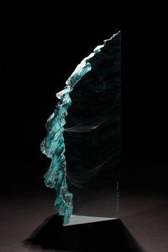 *Art Glass by Colin Reid