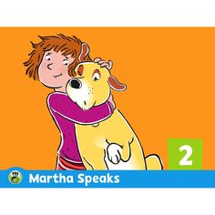 Martha Speaks Season 2 Want additional info? Click on the image. (This is paid links) Martha Speaks, Pbs Kids, Curious George, Down On The Farm, Kids Shows, Animation Series, New Puppy, Prime Video, Animal Paintings