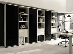 modern home office design layout - Google Search