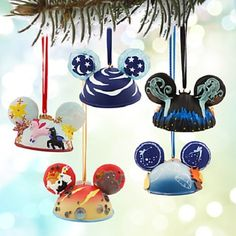 Disney Fantasia Ear Hat Ornament Set Disney