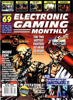 Gaming Magazines, Video Game Magazines, Classic Video Games, Retro Video Games, Xman Marvel, Sega Cd, I Love Games, Number Games, Childhood Days