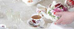 Betty Blythe vintage tea room - looks so blissful!