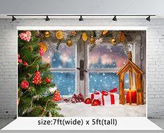 Kate 7x5ft Snow Christmas Photography Backdrops Wood Wind... https://www.amazon.com/dp/B075GJ93GM/ref=cm_sw_r_pi_dp_x_M2e9zbBAGH2PD