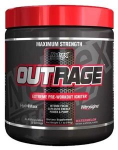 Nutrex Outrage 170g