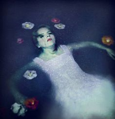 by Victoria Audouard Underwater, Photo Art, Horror, Mermaid, Victoria, Photography, Painting, Image, Bad