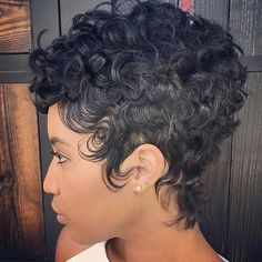 Short Pixie Hairstyles For Black Women To Wear 2017 2018 Youtube