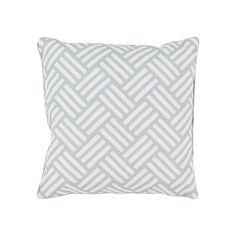Decor 140 Bonnie Indoor / Outdoor Throw Pillow, Grey