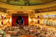 7 Bookstores Too Beautiful For Words | Mental Floss