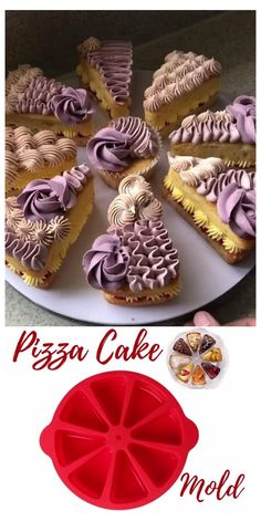 Professional Cake Decorating, Creative Cake Decorating, Birthday Cake Decorating, Cake Decorating Techniques, Cake Decorating Tutorials, Creative Cakes, Super Cool Cakes, Buttercream Cake Decorating, Pizza Cake