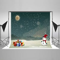 Find More Background Information about Kate Christmas Backdrops Photography Night Sky Background Photo Snowman Box Washable Backgrounds For Photo Studio Christmas,High Quality Background from Marry wang on Aliexpress.com