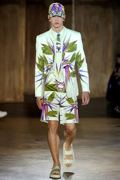 Givenchy - Spring 2012 Menswear - Look 39 of 43