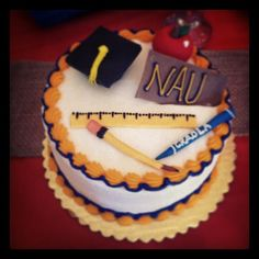 Now that you've graduated, it's time to celebrate. Graduation Celebration, Party Entertainment, Time To Celebrate, Bees, Cake Decorating, Birthday Cake, Parties, Entertaining, Decoration