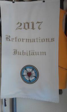 Lesepultbehang zum  Reformationsjubiläum 2017