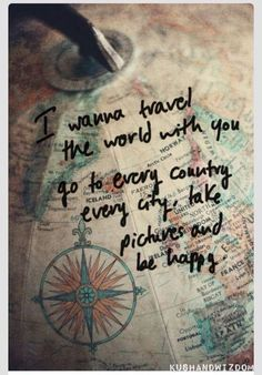 Travel the world! #love #travel #world