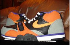 "2007 Nike SB Air Trainer 1 ""Dawn of the Dead"""