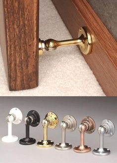 Chain Guard for Magnetic Door Holders