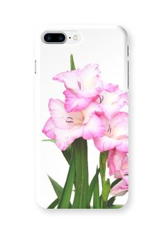 Pink Iris iPhone Case: What a beautiful product! A luxe matte finish pairs perfectly with original VIDA artwork, making these the perfect fashion cases. Choose from our minimalist Ultraslim case which protects against light impact or our Tough case, which sports a drop-proof core. Cases fit iPhone 7 and 8; 7 Plus, and 8 Plus; and iPhone X, XS, XS Max and XR, iPhone11, 11 Pro and Pro Max