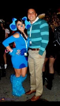 Cute couple costume