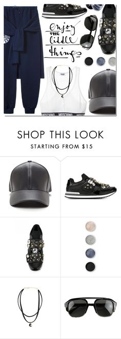 """Sporty Look"" by bibibaubau ❤ liked on Polyvore featuring Dolce&Gabbana, Terre Mère, Ugo Cacciatori and sporty"