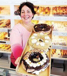 OMG!!! Paula's Donuts ~ Buffalo, NY