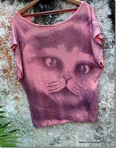 animal face  cat- gato