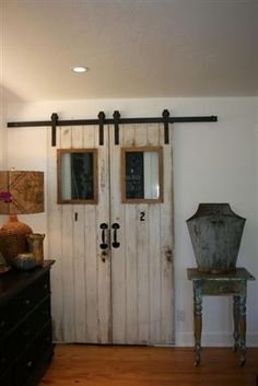 On Trend: Barn Doors Move Inside the Home