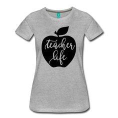 Teacher Life Teacher Life Teacher Gifts Teacher Shirt Apple Teacher Appreciation Teacher Outfits Teacher Quotes By HappyDesignCo.