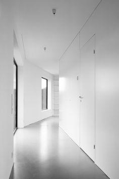 #interiors #design #white #minimalism  Superior Interior Acoustics  jp@bedreakustik.dk www.bedreakustik.dk