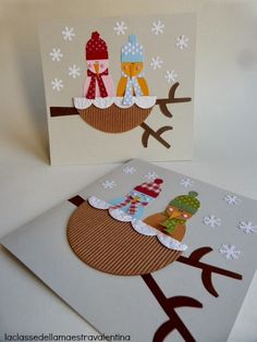 Advent Calendar, Seasons, Holiday Decor, Winter, Christmas, Winter Time, Facts, Paper Crafts For Kids, Paper Envelopes