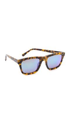b4b71cf104 Karen Walker Deep Freeze Mirrored Sunglasses $250 Sunglasses Outlet, Ray  Ban Sunglasses, Mirrored Sunglasses